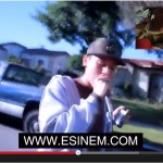 EMINEM raps, but here's the ESINEM rope (w)rap!