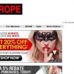 ESINEM-Rope opens BDSM kit store: Up to 80% off