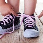 Do you know the right way to tie your shoelaces?