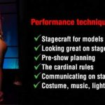 Performance techniques: Part II 'Stagecraft for shibari models'