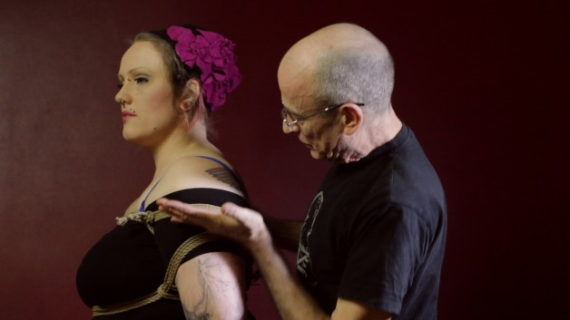 Growing popularity of our on-line shibari classes