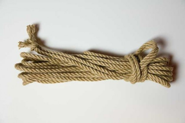 New! Okinawa jute shibari rope: The bastard son of Tossa and Osaka