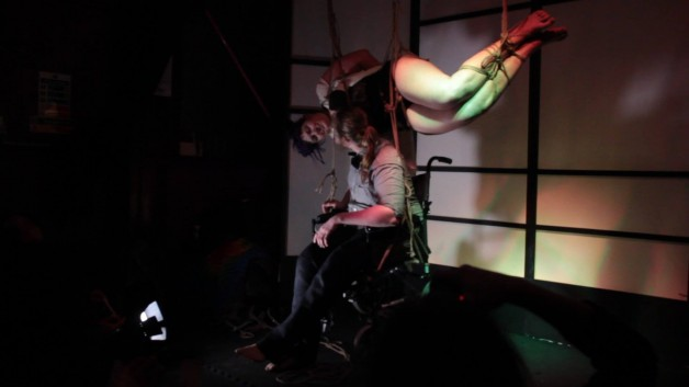 Removing the bar from shibari: Disability and rope