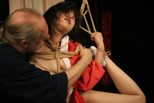 japanese rope bondage people parcels bgupbgz