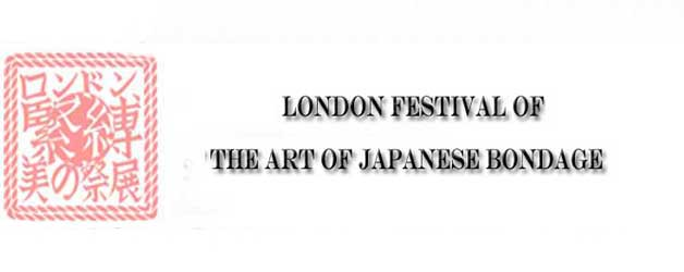 London Festival of the Art of Japanese Bondage tickets selling fast!
