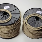New delivery: Tossa Lite jute rope now in 7mm