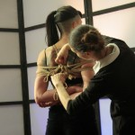Beginners' shibari class by Nina Russ: 3pm-8pm on Sun 12 Oct, 2014