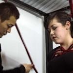 5-day kinbaku masterclass with Hajime Kinoko