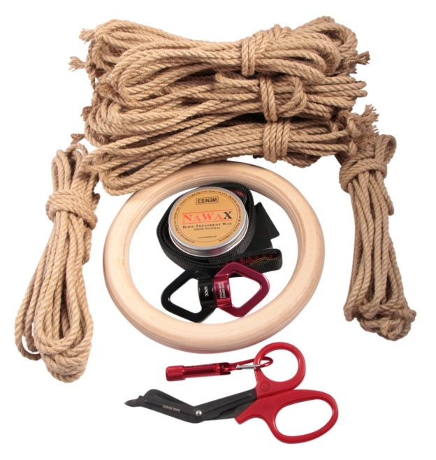 Shibari suspension kit