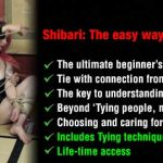 Learn 'Shibari: The Easy Way'