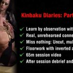 Part II of 'Kinbaku Diaries: Learning by observation' from Milla Reika