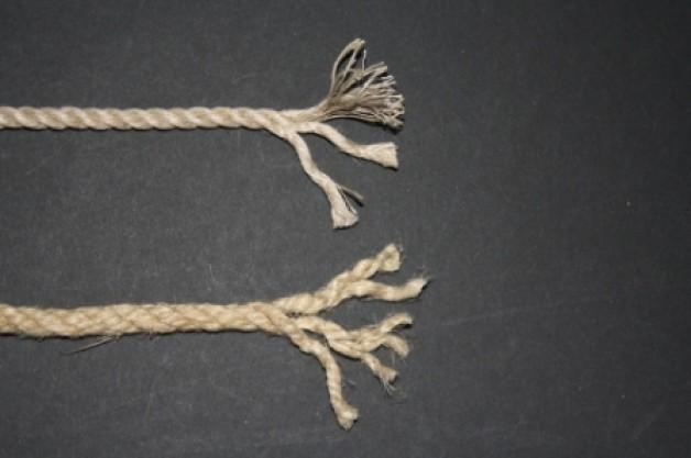 Choosing rope