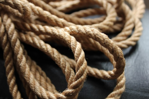 Wholesale natural fibre bondage rope
