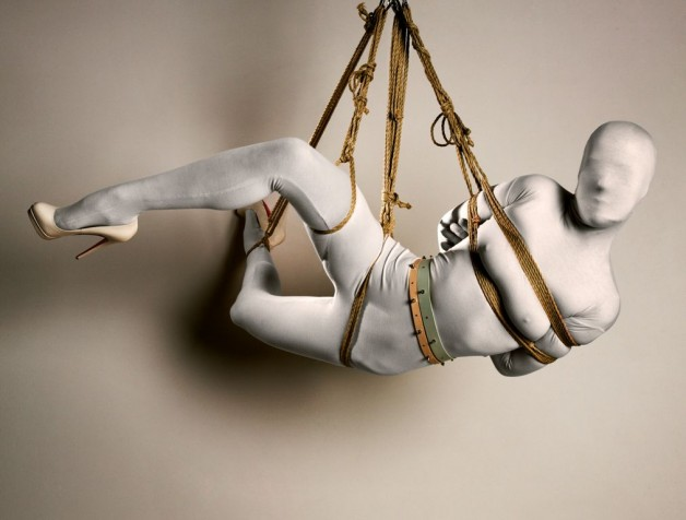 What you think you know about shibari suspensions